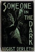 Books:Horror & Supernatural, August Derleth. Someone in the Dark. Arkham House, 1941.First edition, binding priority A - no headbands. Publi...