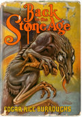 Books:Science Fiction & Fantasy, Edgar Rice Burroughs. Back to the Stone Age. Tarzana: Edgar Rice Burroughs, [1937]. First edition stated. Octavo...