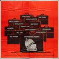 "Movie Posters:Drama, Advise & Consent (Columbia, 1962). Six Sheet (79"" X 79"").Drama.. ..."