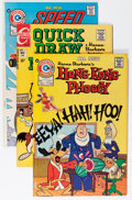 Bronze Age (1970-1979):Humor, Charlton Hanna-Barbera Related Savannah pedigree Group (Charlton, 1968-76) Condition: Average VF/NM.... (Total: 45 Comic Books)