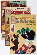Bronze Age (1970-1979):Cartoon Character, Scooby Doo, Where Are You? Group (Charlton, 1975-76) Condition:Average VF/NM.... (Total: 9 Comic Books)
