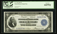 Fr. 765 $2 1918 Federal Reserve Bank Note PCGS Gem New 66PPQ