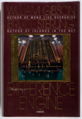 Books:Science Fiction & Fantasy, William Gibson and Bruce Sterling. INSCRIBED. The Difference Engine. Bantam Books, 1991. First edition. Signed a...