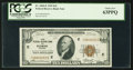 Low Serial Number E00000003A Fr. 1860-E $10 1929 Federal Reserve Bank Note. PCGS Choice New 63PPQ