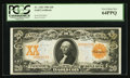 Large Size:Gold Certificates, Fr. 1182 $20 1906 Gold Certificate PCGS Very Choice New 64PPQ.. ...