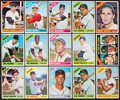 Baseball Cards:Lots, 1966 Topps Baseball Collection (700+) With Mantle. ...