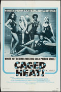 "Movie Posters:Bad Girl, Caged Heat (New World, 1974). One Sheet (27"" X 41"") & Photos(6) (8"" X 10""). Bad Girl.. ... (Total: 7 Items)"