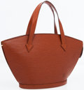 Luxury Accessories:Bags, Louis Vuitton Fawn Epi Leather Saint Jacques PM Tote Bag. ...