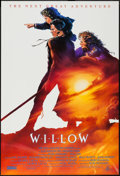 """Movie Posters:Fantasy, Willow (MGM, 1988). One Sheets (2) (27"""" X 40"""") International &Regular Style. Fantasy.. ... (Total: 2 Items)"""