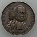 Betts Medals, Betts-526 variant. 1770 Rev. George Whitefield. Copper. VF. ...