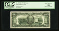 Error Notes:Offsets, Fr. 2072-H $20 1977 Federal Reserve Note. PCGS Choice About New 58.. ...