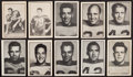 Football Cards:Sets, 1952 Topps C.F.L. Partial Set (32). ...