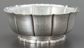 Silver Holloware, British:Holloware, A HUTTON & SONS SILVER BOWL. William Hutton & Sons, Ltd.,Sheffield, England, circa 1924-1925. Marks: (lion passant),(crown...