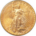 Saint-Gaudens Double Eagles, 1926-D $20 MS63 PCGS....