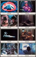 """Movie Posters:Science Fiction, Dark Star (Columbia, 1974). Lobby Card Set of 8 (11"""" X 14"""").Science Fiction.. ... (Total: 8 Items)"""
