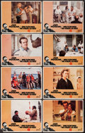 """Movie Posters:Academy Award Winners, One Flew Over the Cuckoo's Nest (United Artists, 1975). Lobby Card Set of 8 (11"""" X 14""""). Academy Award Winners.. ... (Total: 8 Items)"""