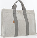 Luxury Accessories:Accessories, Hermes Beige Canvas Fourre Tout PM Tote Bag. ...
