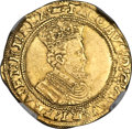 Great Britain, Great Britain: James I (1603-25) gold Double-Crown ND,...