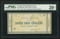 Canadian Currency: , Quebec, QC- William Price Co. 6d (12 Sous) April 16, 1850 Ch. #QC-350-10-6b. ...