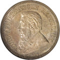 South Africa: , South Africa: Republic silver 2.5 Shillings 1894,...