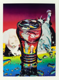 Fine Art - Work on Paper:Print, VARIOUS ARTISTS (20th Century). Group of eleven prints fromAmerica: The Third Century, 1975. Serigraph; lithograph with...(Total: 11 Items)