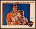 "Movie Posters:Drama, Drums of Love (United Artists, 1928). Lobby Card (11"" X 14""). Drama.. ..."
