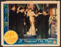 "Movie Posters:Academy Award Winners, It Happened One Night (Columbia, 1935). Lobby Card (11"" X 14"").Academy Award Style.. ..."