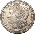 Morgan Dollars, 1893-S $1 XF40 PCGS....