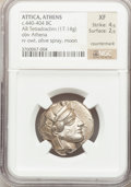 Ancients:Greek, Ancients: ATTICA. Athens. Ca. 454-404 BC. AR tetradrachm (17.14gm)....