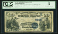 National Bank Notes:Pennsylvania, Pittsburgh, PA - $20 1882 Date Back Fr. 555 The Bank of Pittsburgh,National Assoc Ch. # 5225. ...