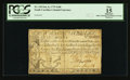 Colonial Notes:South Carolina, South Carolina February 8, 1779 $100 PCGS Apparent Fine 15.. ...