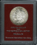 Additional Certified Coins: , 1891-S $1 Morgan Dollar MS65 Paramount International (MS63). Ex:Redfield. Lightly peripheral...