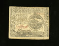 Colonial Notes:Continental Congress Issues, Continental Currency May 9, 1776 $4 Extremely Fine-About New. Asingle light center fold is all that is found on this very w...