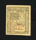 Colonial Notes:Delaware, Delaware January 1, 1776 10s Choice About New+++. A singlehorizontal center fold is all that separates this beautiful note...