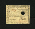 Colonial Notes:Massachusetts, Massachusetts May 5, 1780 $2 Choice New. A crisp and very wellmargined example of this more available issue that has a smal...
