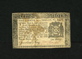 Colonial Notes:New York, New York March 5, 1776 $1/8 Extremely Fine. This is a wonderfullyprinted and boldly signed New York fractional note that ha...