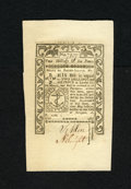 Colonial Notes:Rhode Island, Rhode Island May 1786 2s/6d Gem New. This is as stunning an exampleof this Rhode Island issue as one could hope to obtain. ...