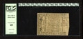 Colonial Notes:Rhode Island, Rhode Island May 1786 5s PCGS Extremely Fine 40. Even wear on thisnote....