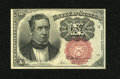 Fractional Currency:Fifth Issue, Fr. 1266 10c Fifth Issue Choice New. A lovely example of this short key Meredith note that has good color and strictly origi...