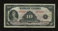 Canadian Currency: , BC-7 $10 1935.. Canada's Small Size was ushered in with the 1935Series. Fine....