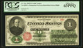 Fr. 16c $1 1862 Legal Tender PCGS Choice New 63PPQ