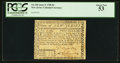 Colonial Notes:New Jersey, New Jersey June 9, 1780 $2 PCGS About New 53.. ...
