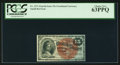 Fractional Currency:Fourth Issue, Fr. 1271 15¢ Fourth Issue PCGS Choice New 63PPQ.. ...