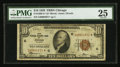Small Size:Federal Reserve Bank Notes, Fr. 1860-G* $10 1929 Federal Reserve Bank Note. PMG Very Fine 25.. ...