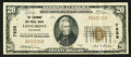 National Bank Notes:Colorado, Longmont, CO - $20 1929 Ty. 1 The Longmont NB Ch. # 7839. ...