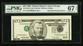 Error Notes:Inverted Third Printings, Fr. 2126-G $50 1996 Federal Reserve Note. PMG Superb Gem Uncirculated 67 EPQ.. ...