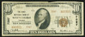 National Bank Notes:Virginia, Waynesboro, VA - $10 1929 Ty. 2 The First NB Ch. # 7587. ...