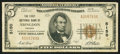 National Bank Notes:Virginia, Abingdon, VA - $5 1929 Ty. 1 The First NB Ch. # 5150. ...