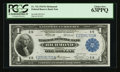 Fr. 722 $1 1918 Federal Reserve Bank Note PCGS Choice New 63PPQ
