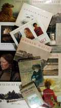 Books:Art & Architecture, [Andrew Wyeth]. Group of Thirteen Books Relating to Andrew Wyeth. Various publishers, all late twentieth century. Various si... (Total: 13 Items)